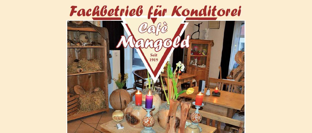 Konditorei-Cafe Mangold